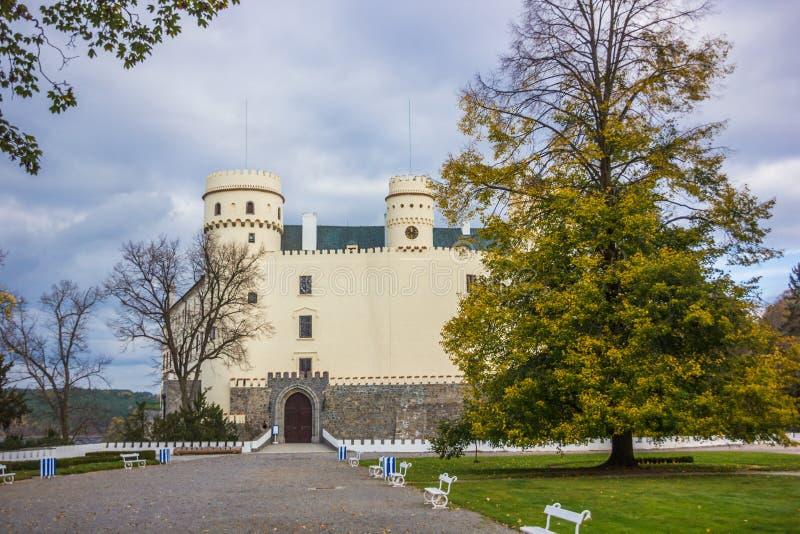 Castle Orlik royalty free stock photography