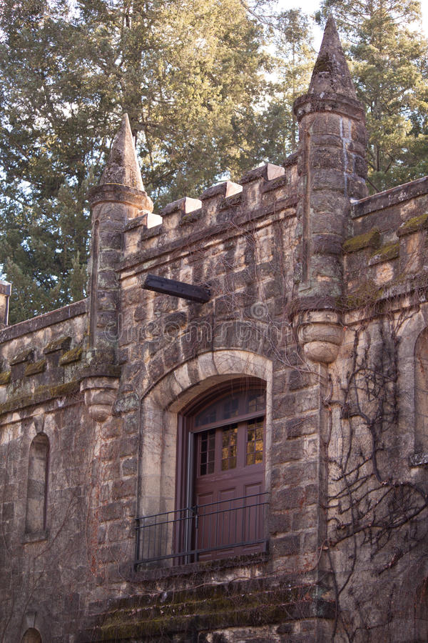 Download Castle Parapet Royalty Free Stock Photography - Image: 29133197