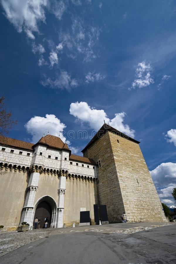 Download Castle perspective stock photo. Image of french, entrance - 5533530