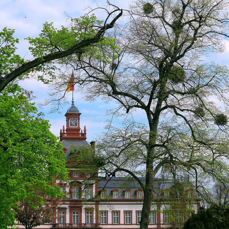 Download Castle Phillipsruhe In Hanau Stock Photo - Image: 26789330