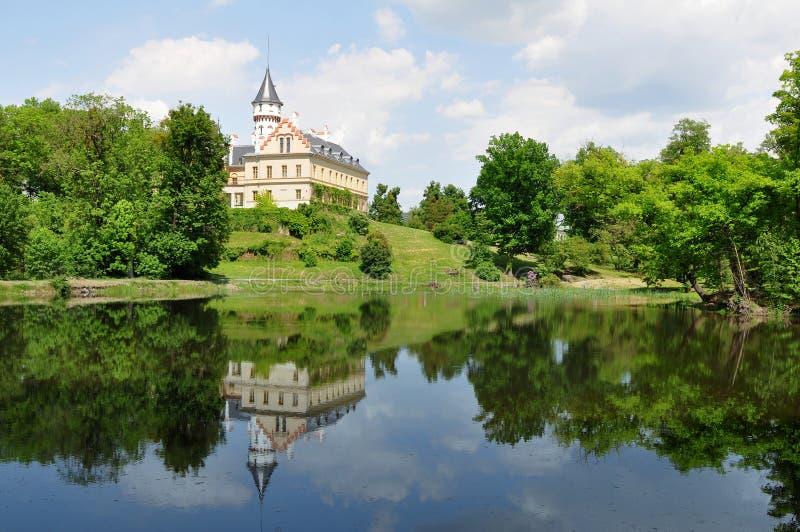 Castle Radun in Czech republic stock photo