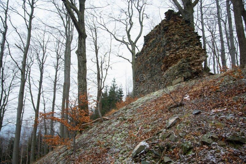 Castle Roimund, Τσεχία στοκ φωτογραφία με δικαίωμα ελεύθερης χρήσης