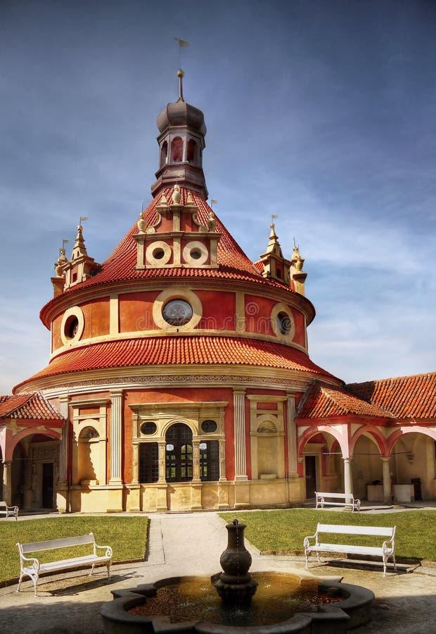 Jindrichuv Hradec, Castle Rondel, Czech Republic royalty free stock images