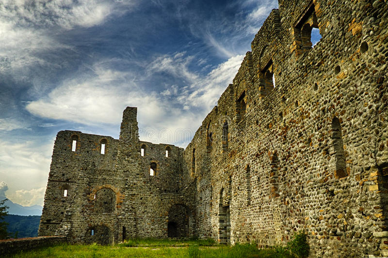 Download Castle Ruins stock image. Image of historical, architecture - 26200589