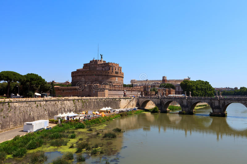 Download Castle Of Saint Ange Stock Images - Image: 25899064