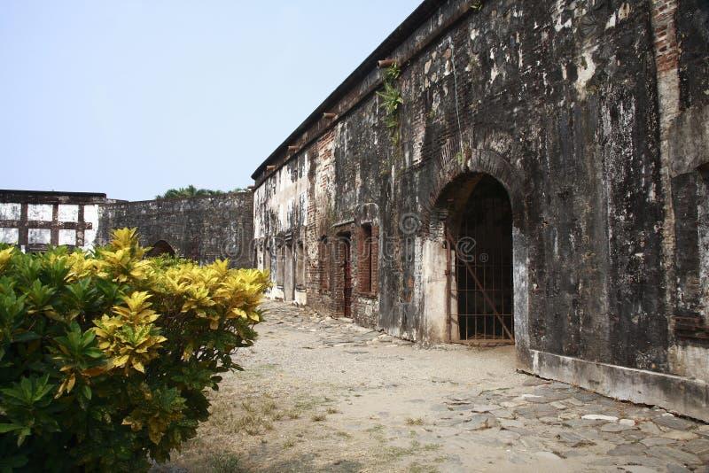 Download Castle San Fernando De Omoa Stock Image - Image: 2429711