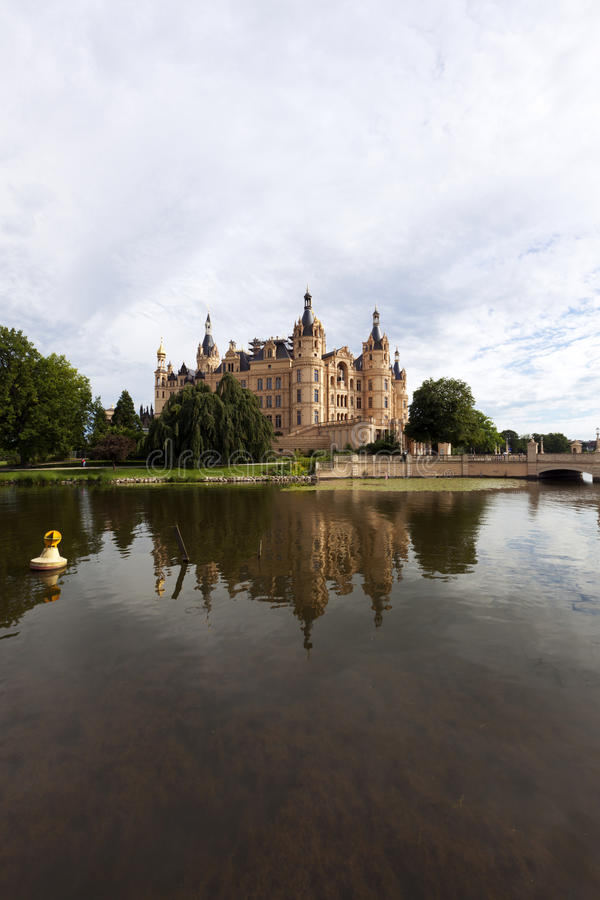Castle at Schwerin, chamber of the Landtag