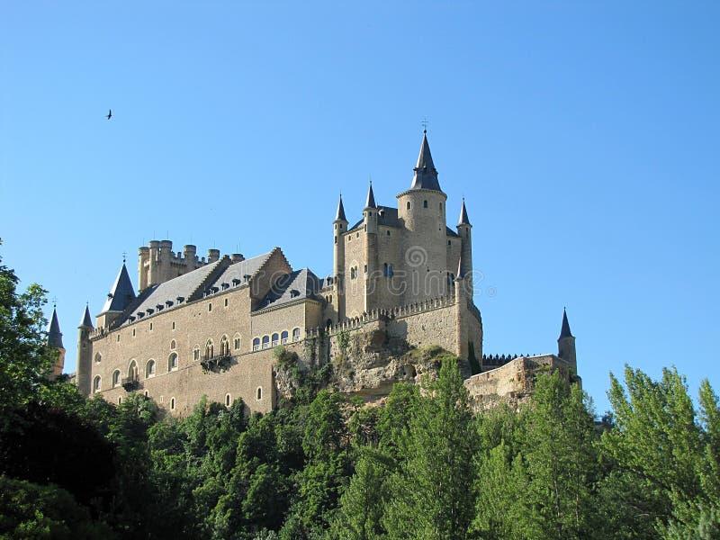 Download Castle in Segovia stock photo. Image of culture, civilization - 25288396