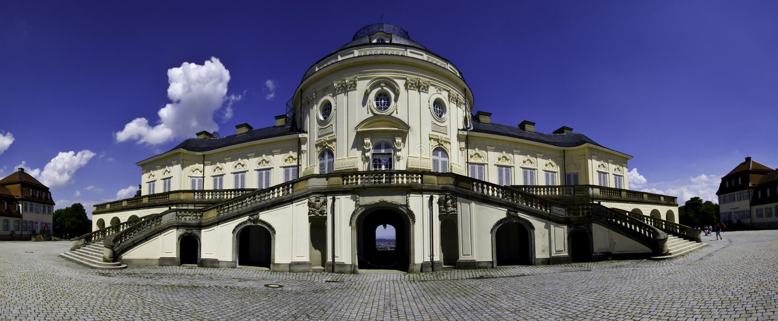 Download Castle Solitude Royalty Free Stock Images - Image: 20319059