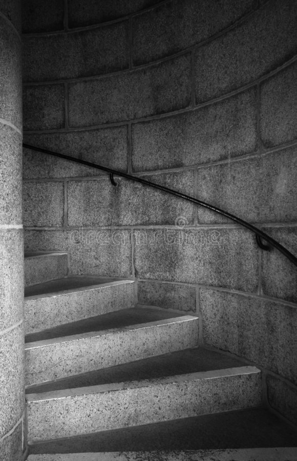 Free Castle Staircase Stock Photography - 3344902