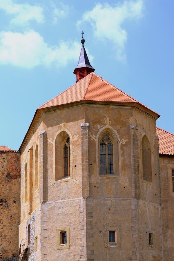 Castle Svihov stock image