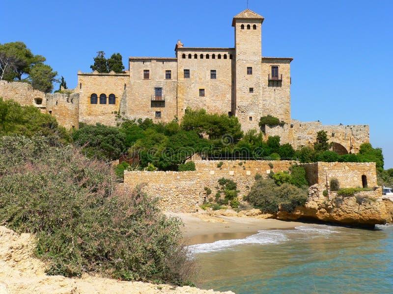 Download Castle, Tamarit (Spain ) stock image. Image of landmarks - 8701657