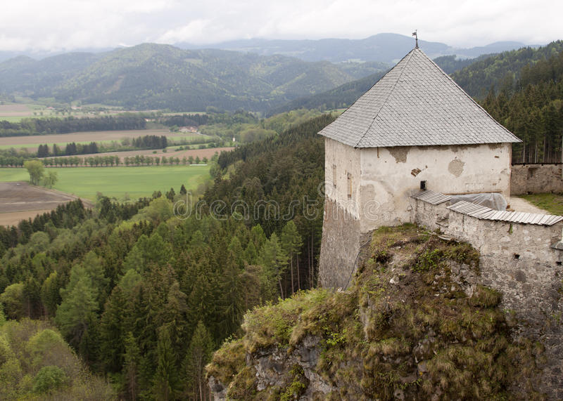 Download Castle tower stock photo. Image of view, woods, historic - 24751302