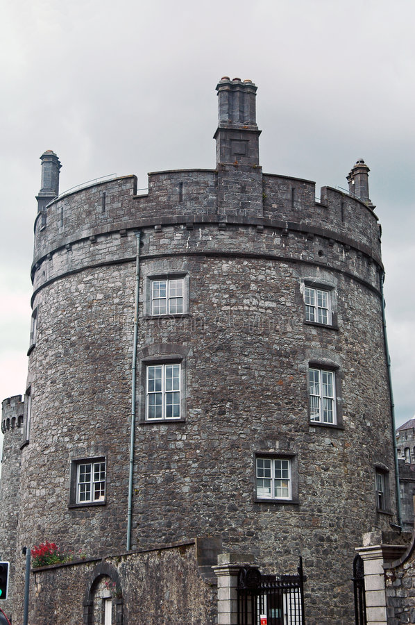 Castle Tower Stock Photography