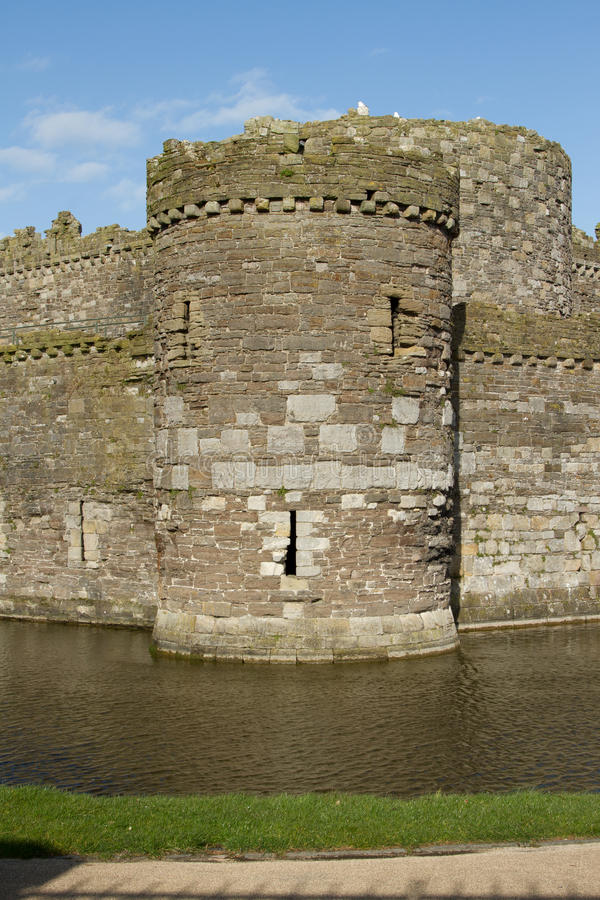 Free Castle Tower And Moat. Stock Photography - 23762592