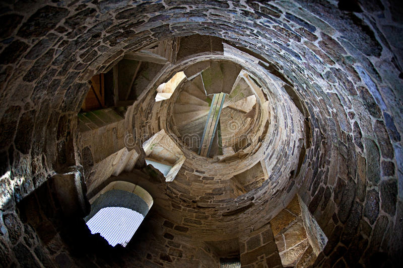 Download Castle Tower stock photo. Image of brittany, french, wall - 34469948
