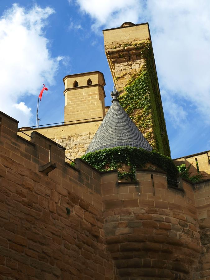 Download Castle Towers stock photo. Image of exterior, gothic - 25272574