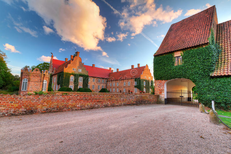 Download Castle Trolle-Ljungby In Sweden Royalty Free Stock Photography - Image: 26931677