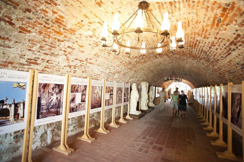 Castle Tunnel Editorial Image