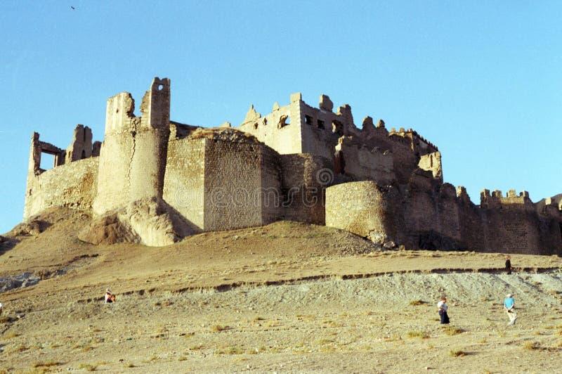 Castle in Turkey stock photo