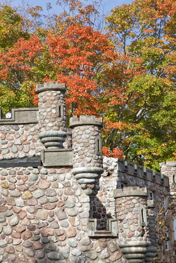 Download Castle Turrets stock photo. Image of stone, castle, fortress - 25354440