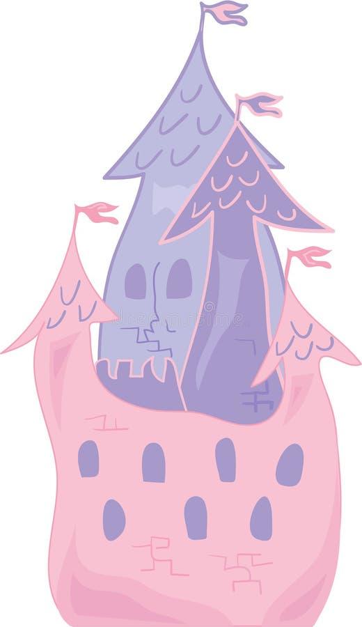 Download Castle vector stock vector. Image of cartoon, tower, bright - 13932241