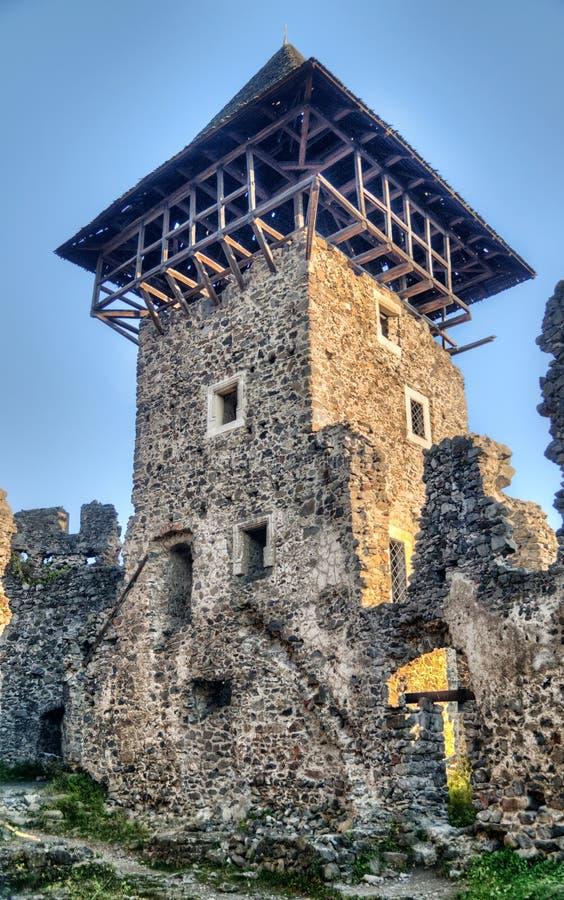 Download Castle In Village Nevicke, Ukraine Stock Photo - Image: 33342192