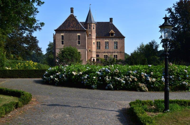 Castle Vorden. Castle Vorden in Vorden, Netherlands on a summer day royalty free stock photo