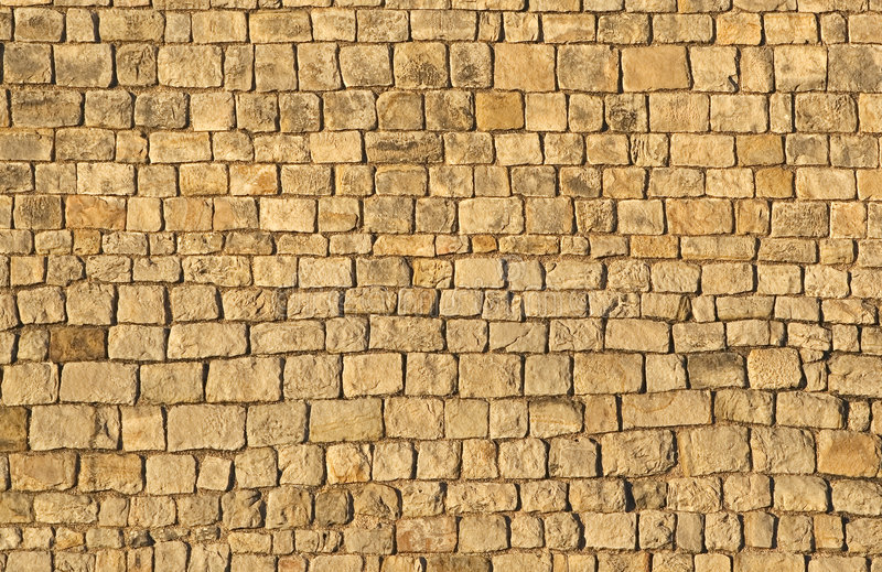 Castle Wall. Background texture of medieval castle wall stock photos