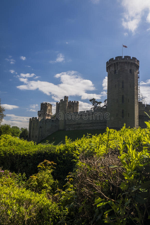 Castle royalty free stock image