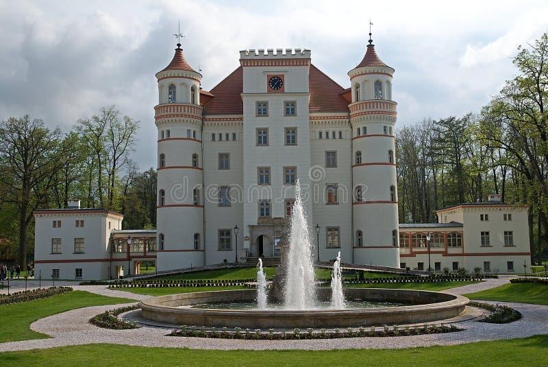 Download Castle Wojanow, Poland stock photo. Image of touristic - 29015914