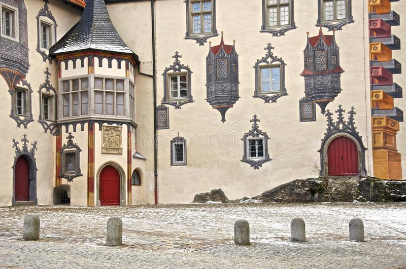 Download Castle Yard Stock Photos - Image: 23910743