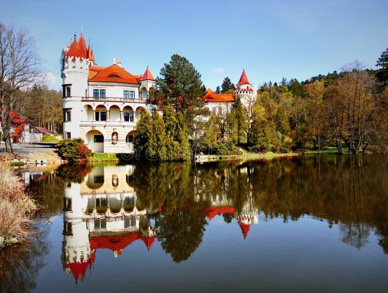 Castle Zinkovy, Hotel Apartments stock photo