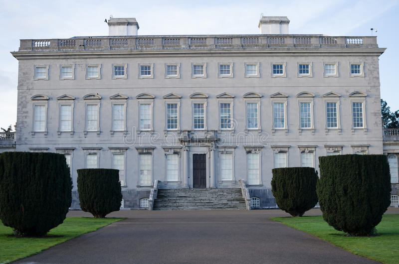 Castletown house stock images