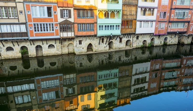 Castres (Γαλλία) στοκ φωτογραφίες