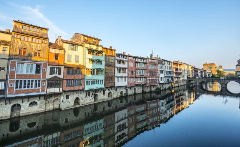 Castres (Франция) стоковые изображения