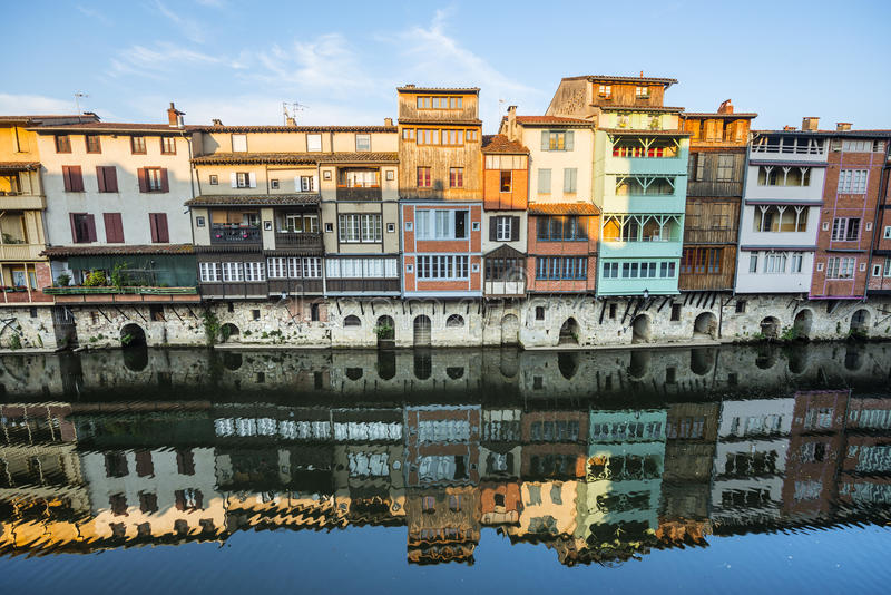 Download Castres (France) stock image. Image of exterior, house - 35429859