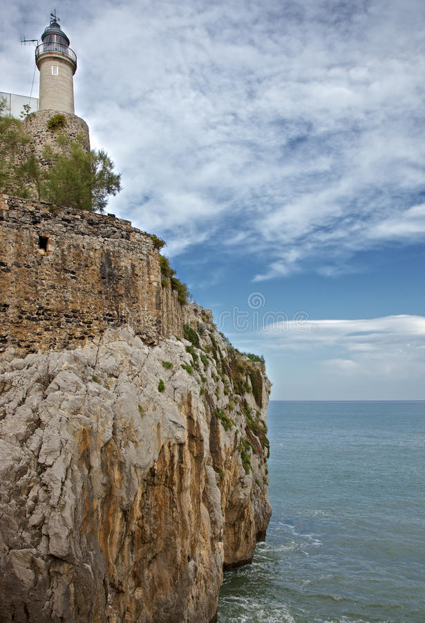 Download Castro Lighthouse Royalty Free Stock Photos - Image: 16416658