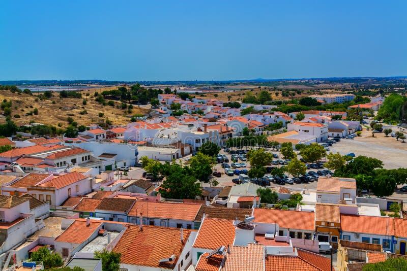 Castro Marim Village en Portugal foto de archivo libre de regalías