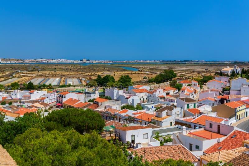 Castro Marim Village en Portugal imagenes de archivo