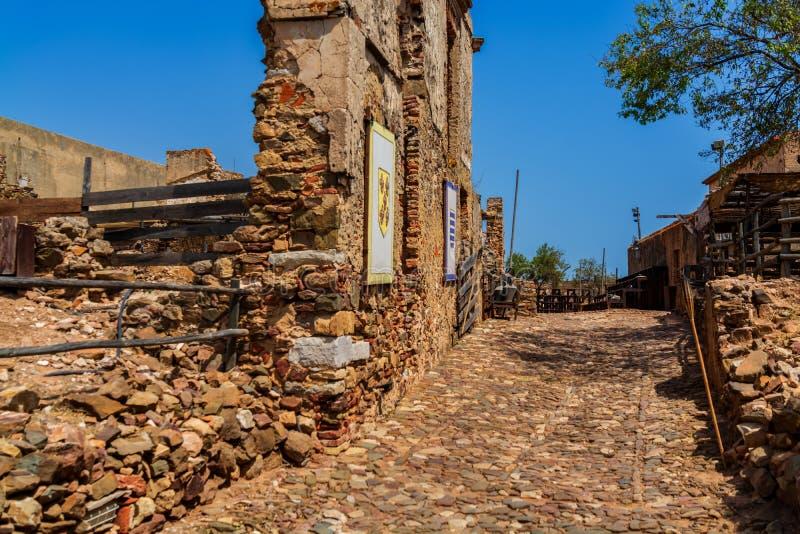 Castro Marim Village en Portugal fotografía de archivo