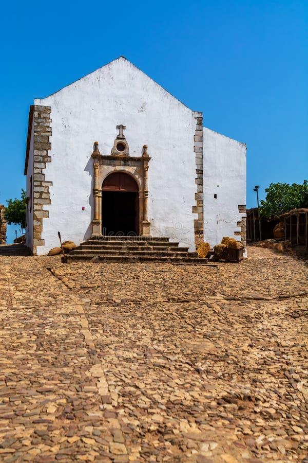 Castro Marim Village en Portugal imágenes de archivo libres de regalías