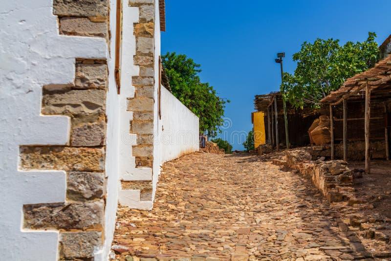 Castro Marim Village en Portugal imagen de archivo