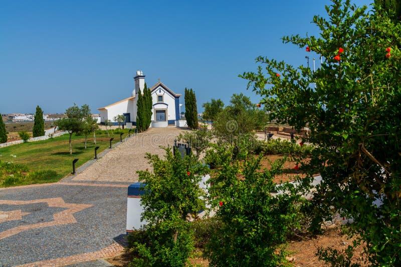 Castro Marim Village en Portugal foto de archivo