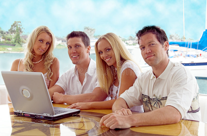 Casual Business stock images