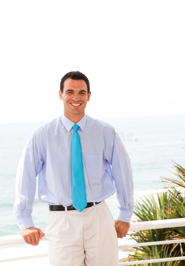 Download Casual businessman stock photo. Image of looking, human - 12837192