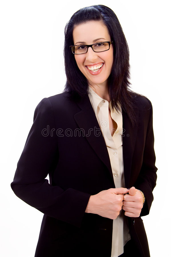 Casual Corporate Portrait royalty free stock image