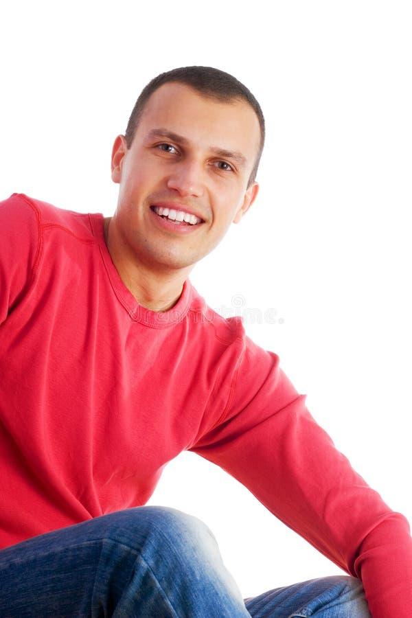 Free Casual Man Royalty Free Stock Photo - 3445385