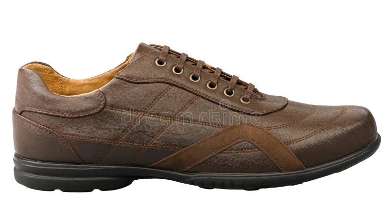Casual Men Shoe Stock Photo