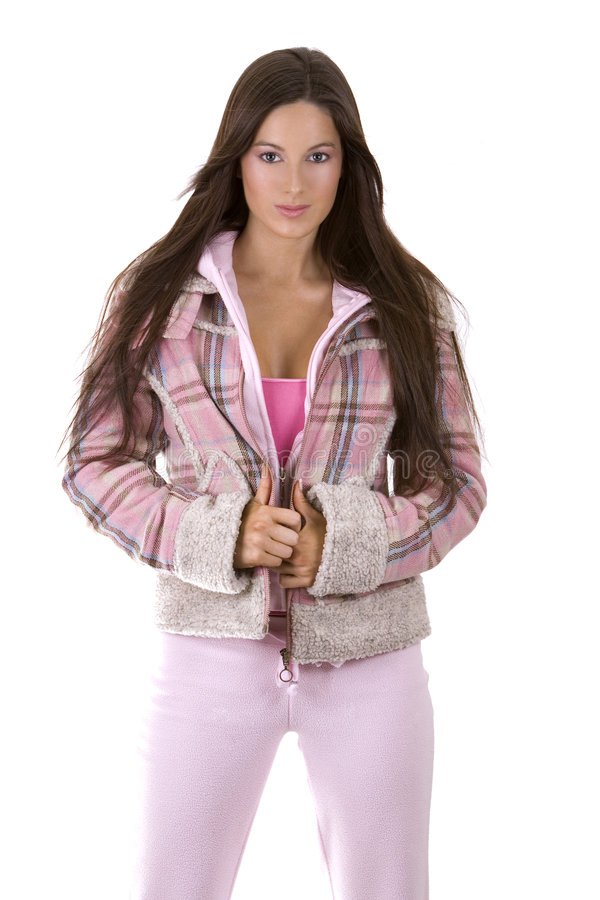 Download Casual pink stock image. Image of trendy, pink, beauty - 3787051